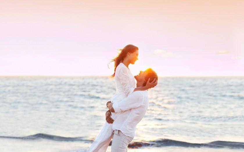 романтика, море
