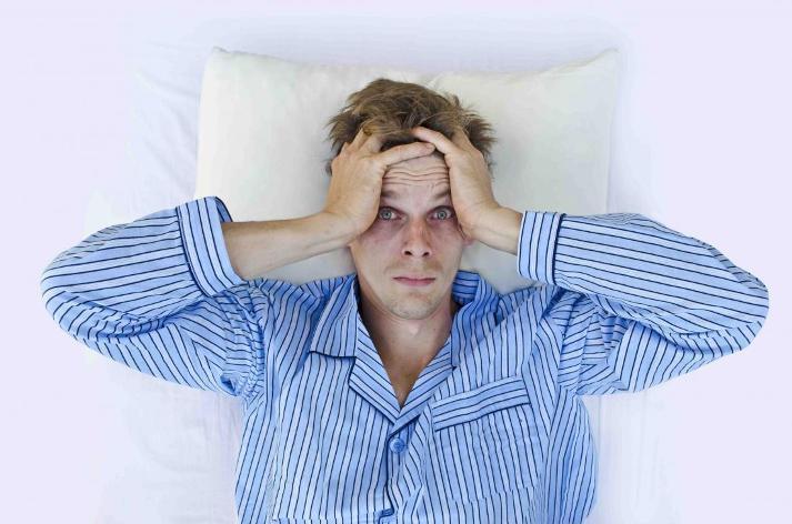 бессонница, недосып, нарушение сна