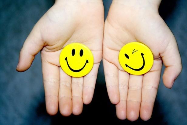 позитив, улыбка, смайл