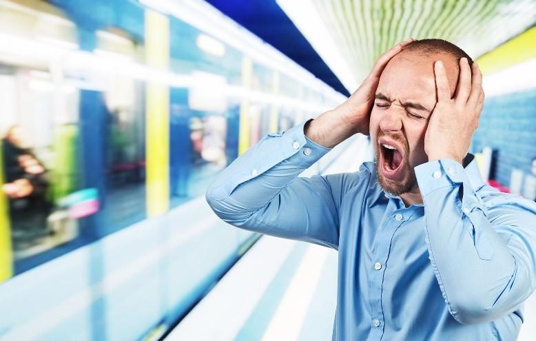 паническая атака в метро
