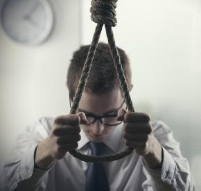 депрессия, суицид