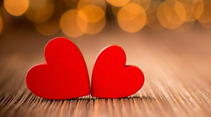 сердечки, любовь