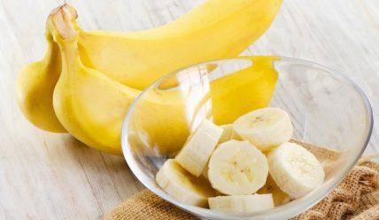 Пара бананов в день помогут вам пережить зиму здоровыми и в хорошем настроении