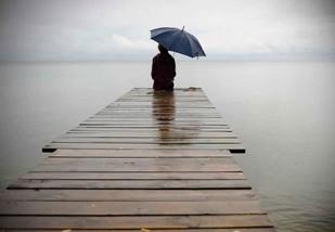 грусть, одиночество, уныние