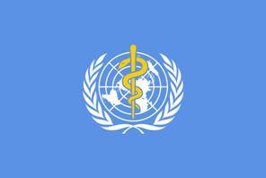 логотип Всемирная Организация Здравоохранения,