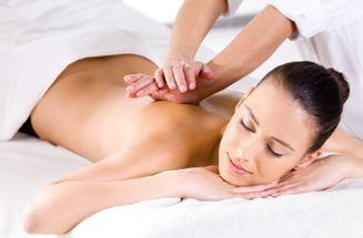 расслабление, массаж