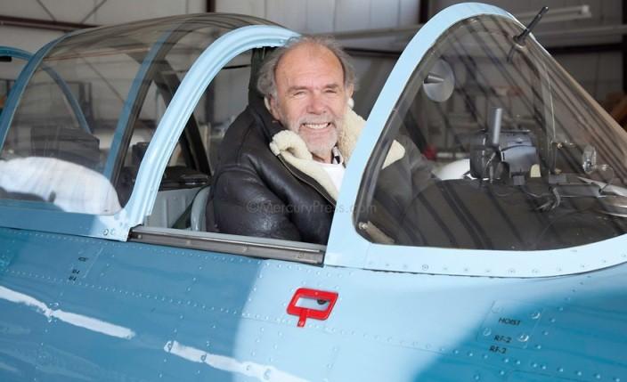 авиатор, писатель Ричард Бах