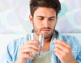 пить таблетку от головы