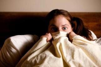 паника, страх , тревога во сне