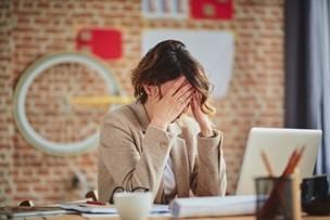 усталость, стресс