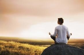 медитировать, работать над собой, развиваться
