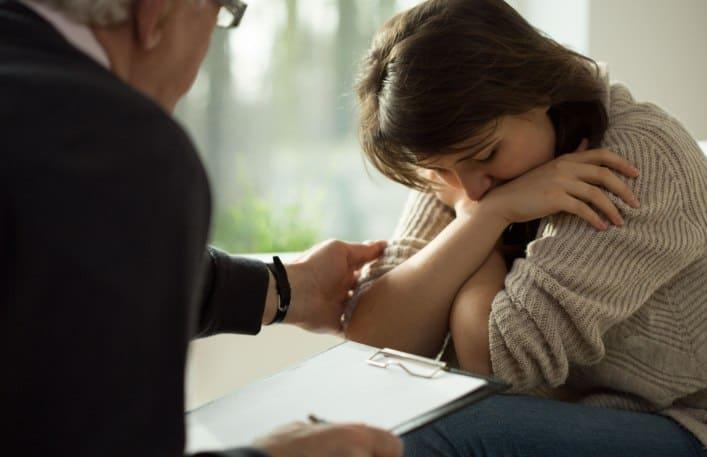 депрессия прием у психотерапевта