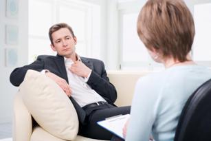 пациент и психолог