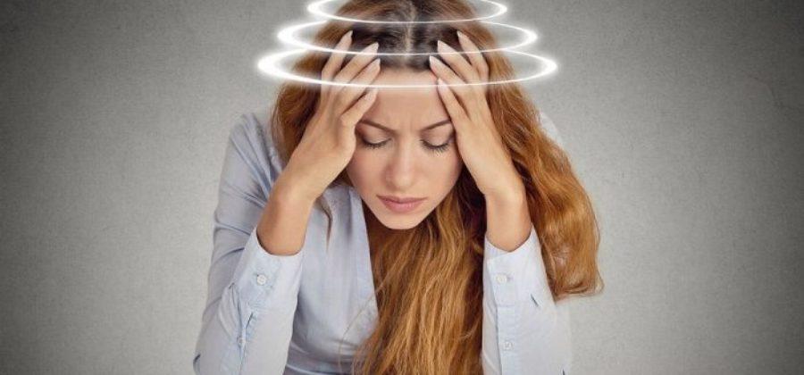 Кружится голова при ВСД – симптомы, причины, лечение