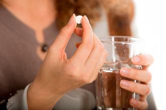 пить лекарства