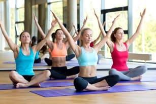 йога против астении и всд