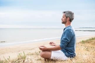 медитация при неврозе