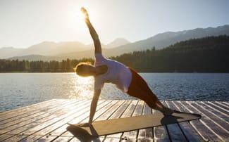 йога от тревожности