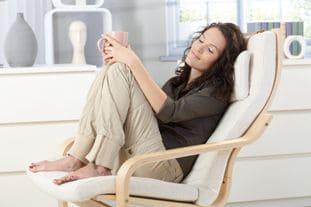 отдых расслабление от стресса