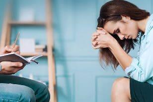 психотерапия на приеме у специалиста