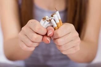 избавиться от привычки курить