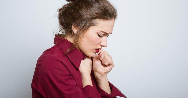 психогенный кашель при неврозе и всд