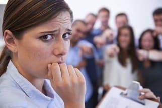 страх перед работой