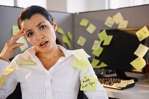 стресс от невыполненных дел
