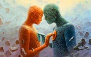 люди чувствуют друг друга