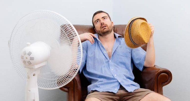 Как пережить жару и лето с паническими атаками