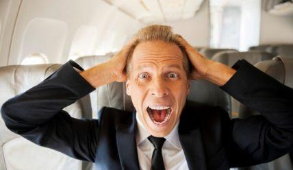 Как летать в самолете с паническими атаками и ВСД
