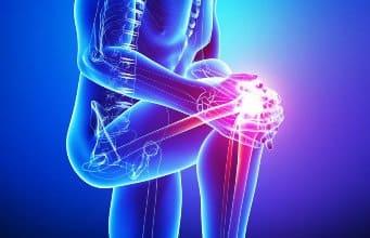 коленный сустав болит