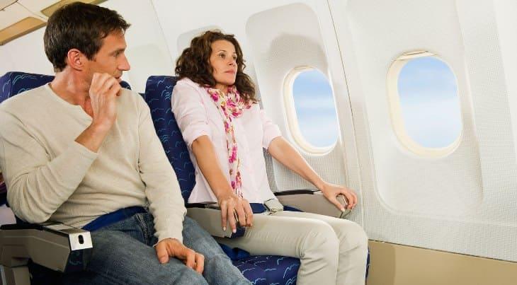 страх перед полетом на самолете