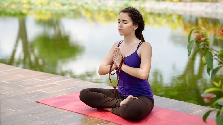 медитация, расслабление при всд