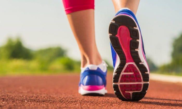 спортивные занятия, бег, ходьба