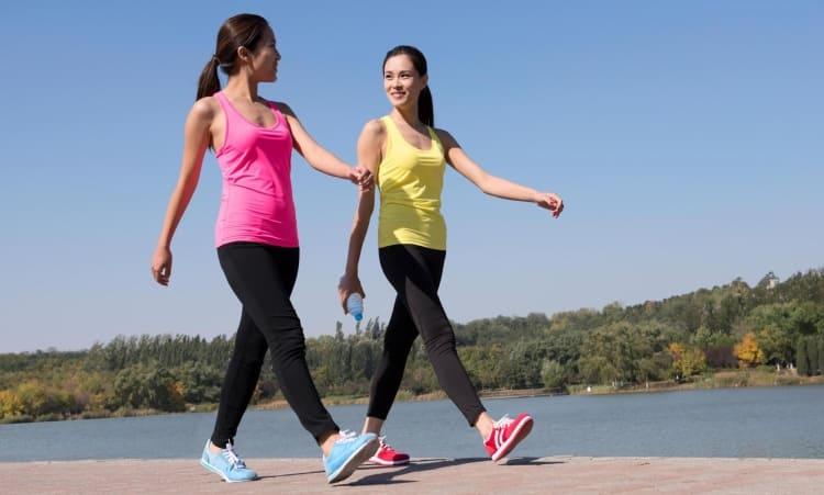 занятия спортивной ходьбой