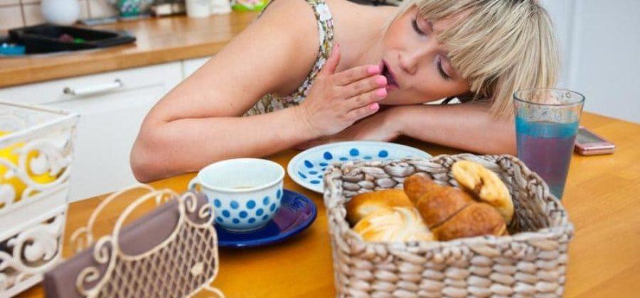Почему мы после еды чувствуем усталость и впадаем в сон?