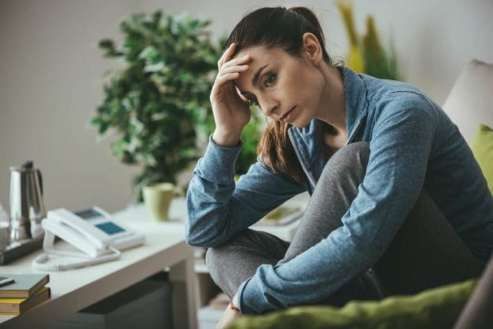 депрессия женская