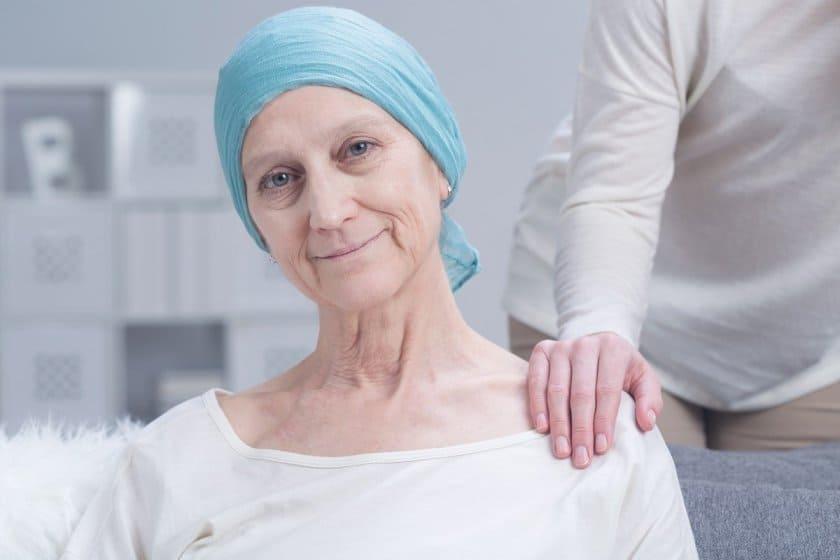 больная раком