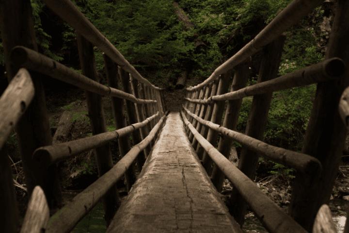 темный мост