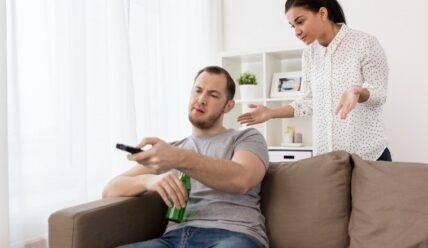 Что делать, если муж не хочет работать и не приносит денег в дом