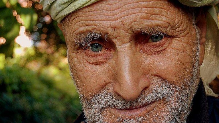 старик, старость