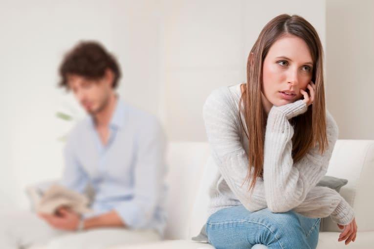 проблемы между мужем и женой