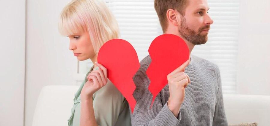 5 самых плачевных ошибок в браке из-за которых распадаются семьи